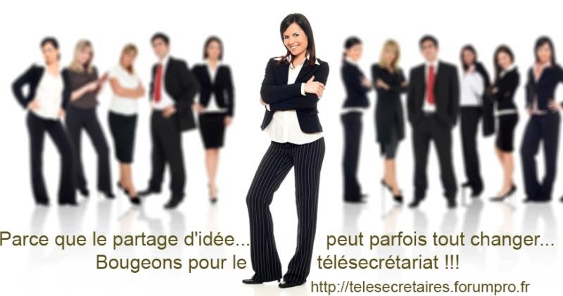 FORUM DES TELESECRETAIRES ET SECRETAIRES INDEPENDANTES