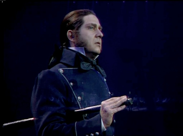 Philip Quast as Javert (1995)