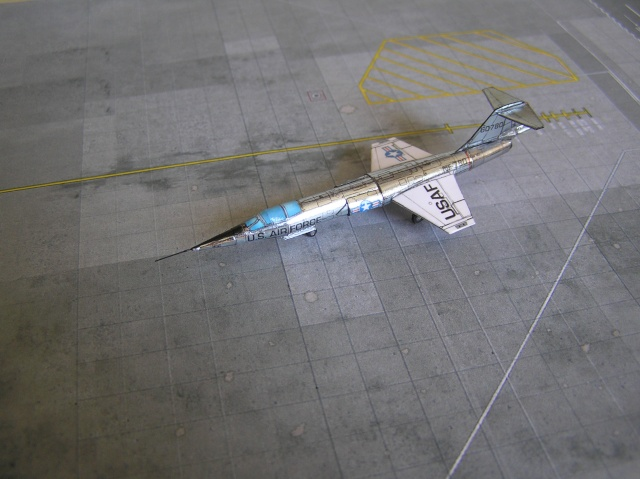 Collection of F-104 Paragon 1/200 - Page 7 - PaperModelers.com