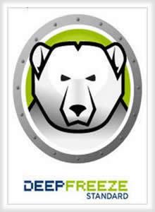 حصرياً برنامج DeepFreeze Standard v6.30 أصدار