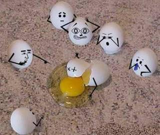 Funny Crazy Easter Eggs