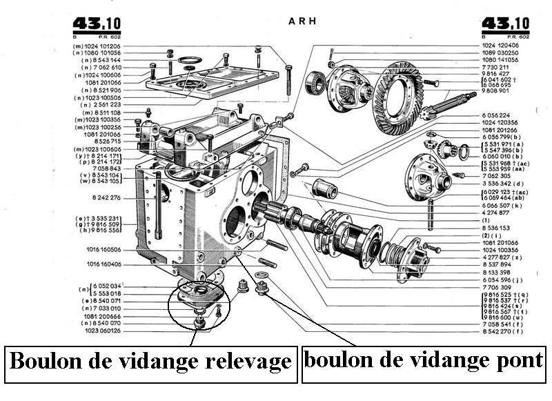 Renault super 6d revue technique