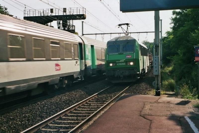 Les Trains Passions