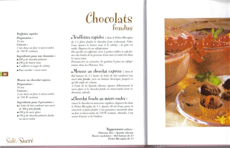 Recette tupperware croissant party recettes for 750grammes com fiche de cuisine