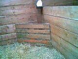 Fabrication ratelier a foin - Porte de box pour chevaux a vendre ...
