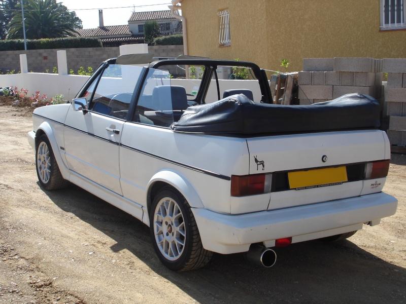 Vw golf cabriolet karman vds ou echg voitures for Moquette 205 cabriolet