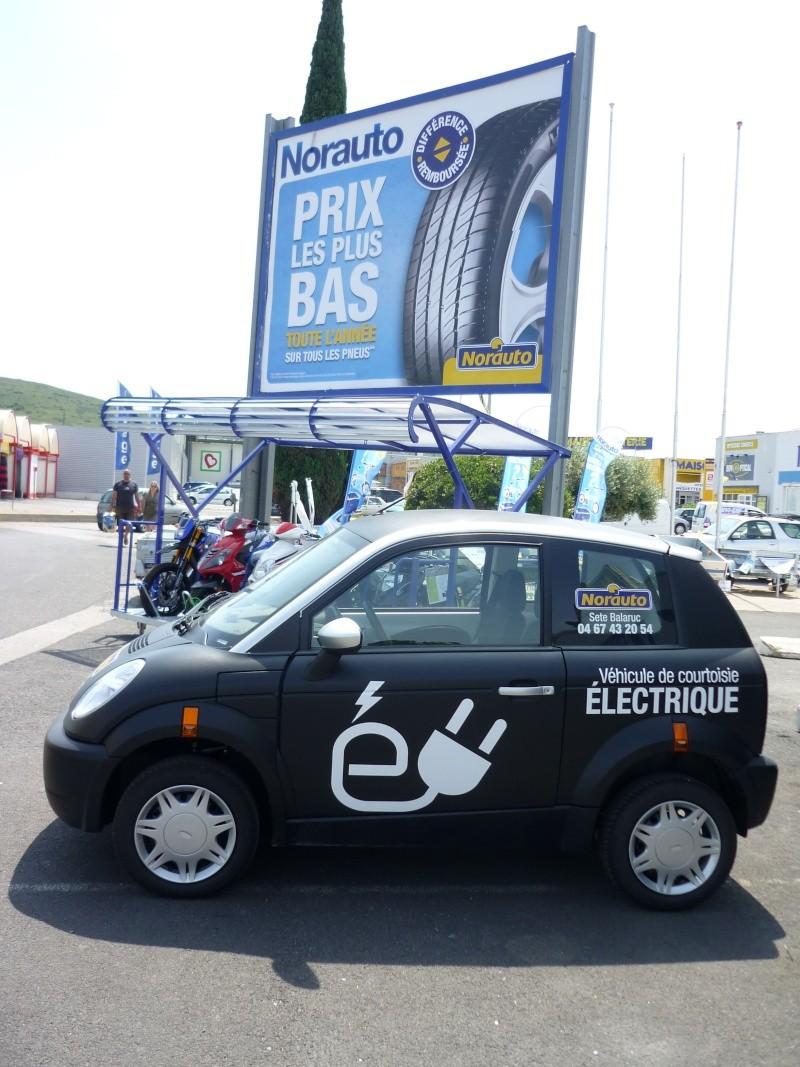 voiture electrique - Page : 9 - Actualité auto