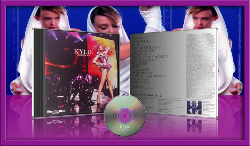 Kylie Minogue 4shared Folder image