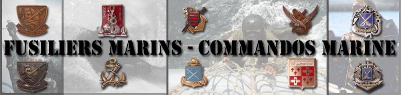 LES FUSILIERS MARINS ET COMMANDOS