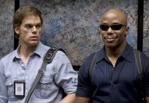 Dexter - Saison 2 - Dexter & Doakes