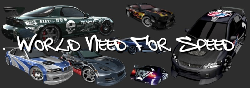 WORLD NEED FOR SPEED