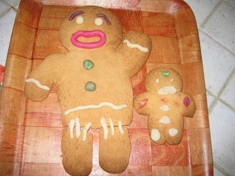 Shrek - Ti biscuit shrek ...
