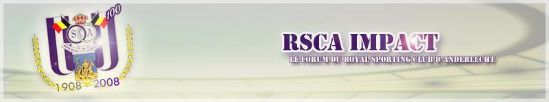 RSCA Impact : Forum Anderlecht