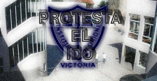 PROTESTA EL IDO