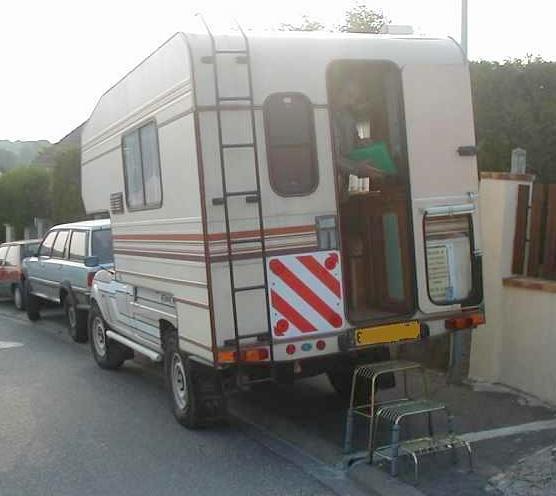 4x4 am nag camping car 4x4 cellule sur porteur 4x4 ou 4x4 avec remorque page 14. Black Bedroom Furniture Sets. Home Design Ideas