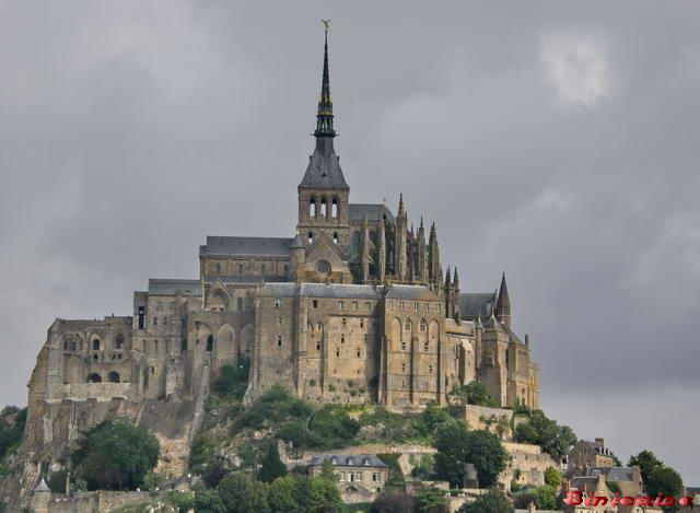 Mont Saint Michel 1. dans Normandie 640_s_10
