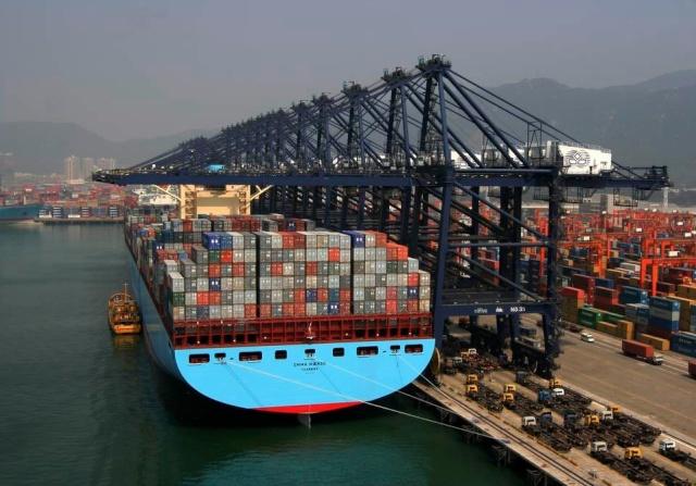 Info quel est le port le plus grand au mond - Quel est le plus grand port d afrique ...