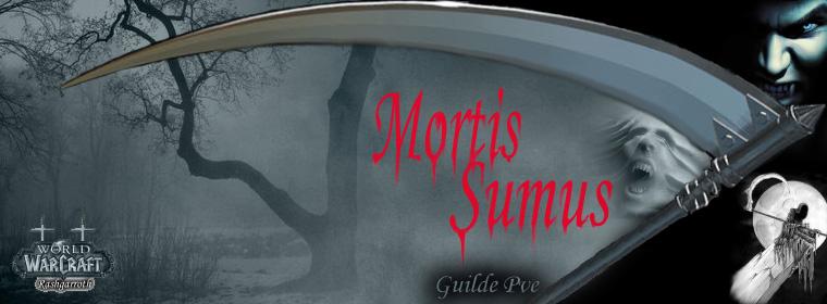 Mortis Sumus