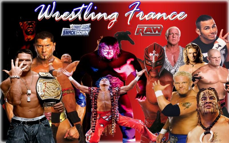 Wrestling France