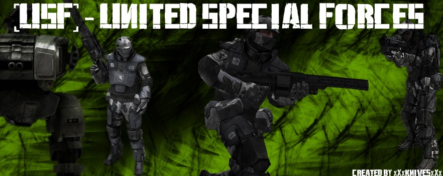 United Special Forces Gaming Network