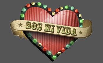 Sos mi vida