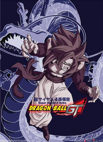 Dragon Ball GT. ver todos los capitulos online (audio latino