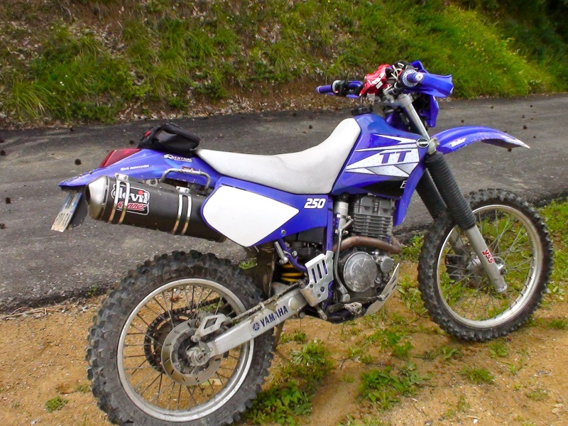 What Age For Yamaha Ttr