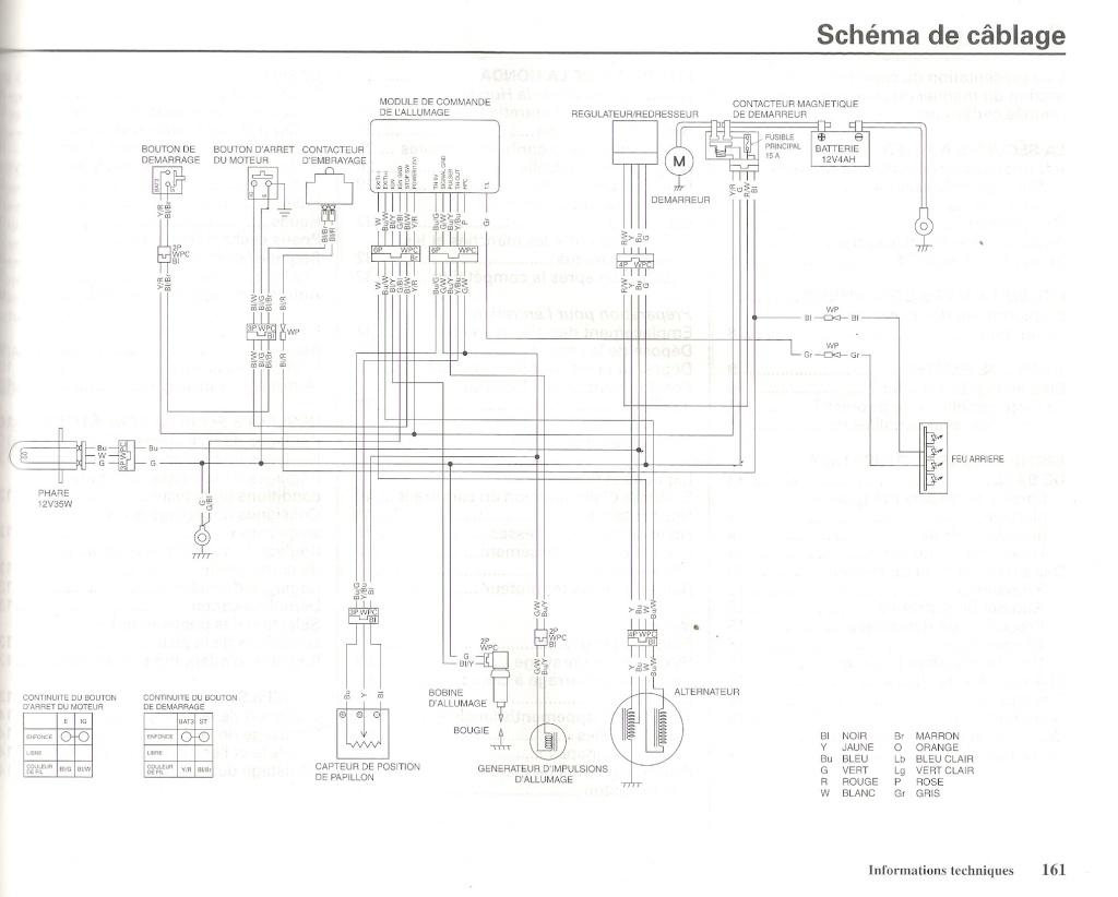 Schema Elettrico Hm Cre 50 : Simplifier le faisceau éléctrique hm