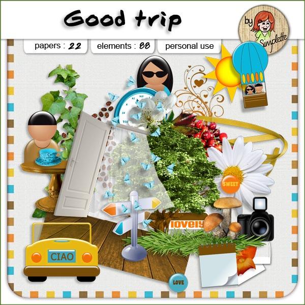 simplette kit good trip