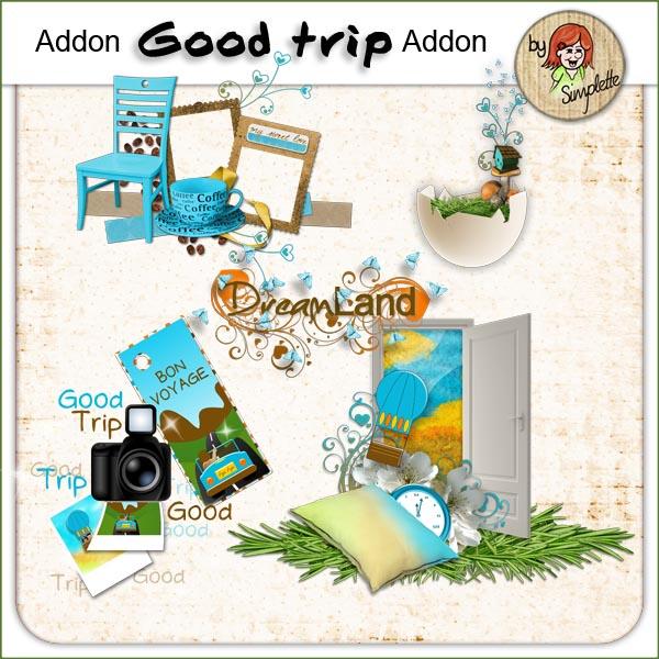 simplette good trip addon