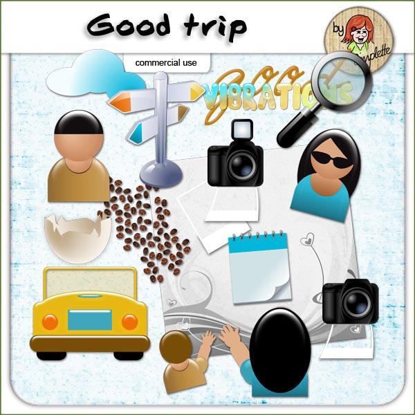 simplette good trip pack CU