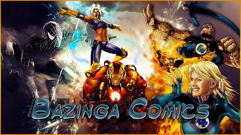 Bazinga Comics