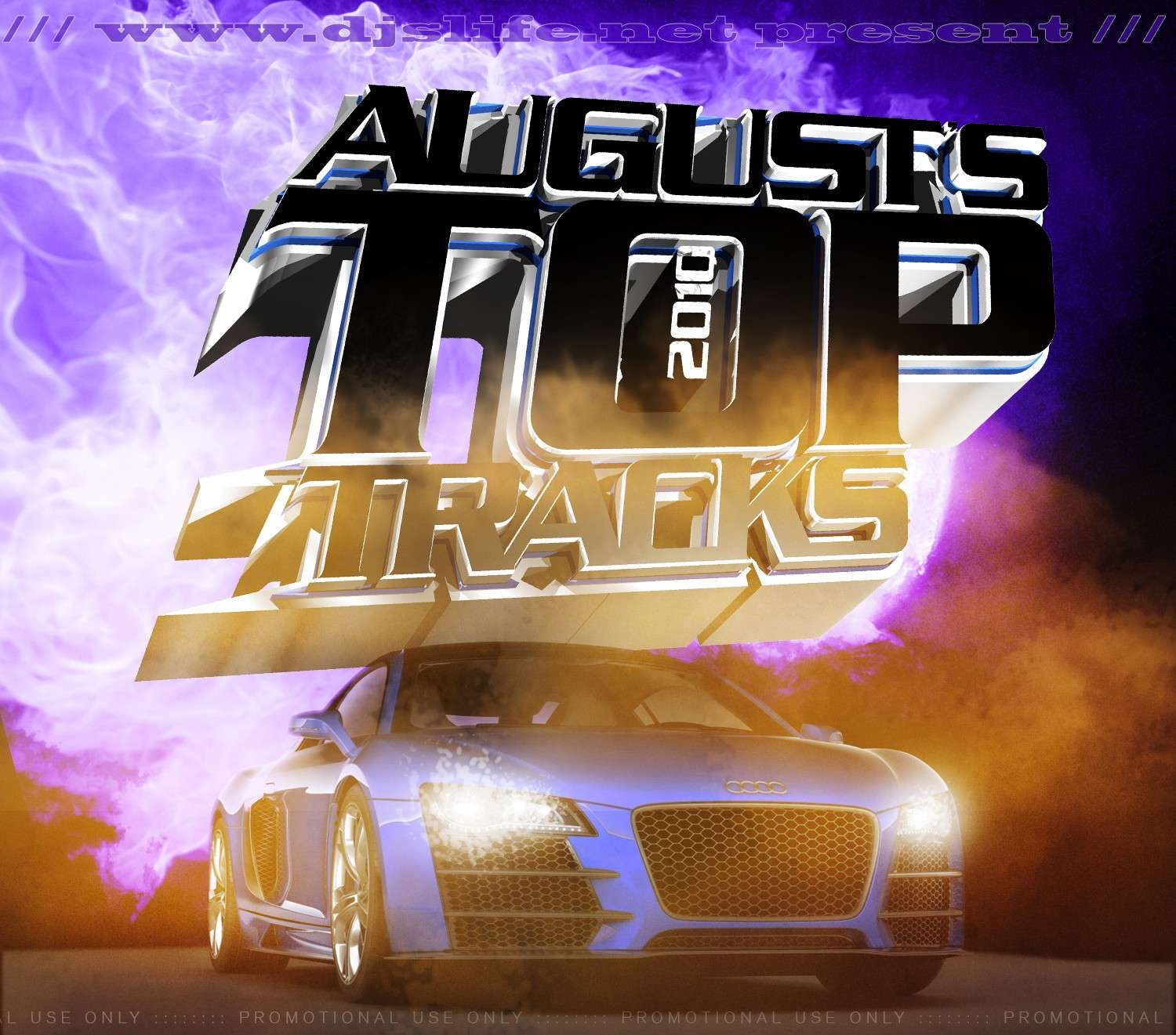August Top Track's 2010
