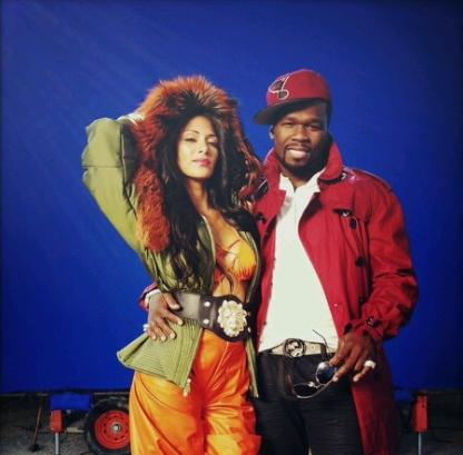 Nicole Scherzinger Feat. 50 Cent - Right There (Full + CDQ)