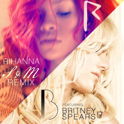 Rihanna & Britney - S&M (Remix)