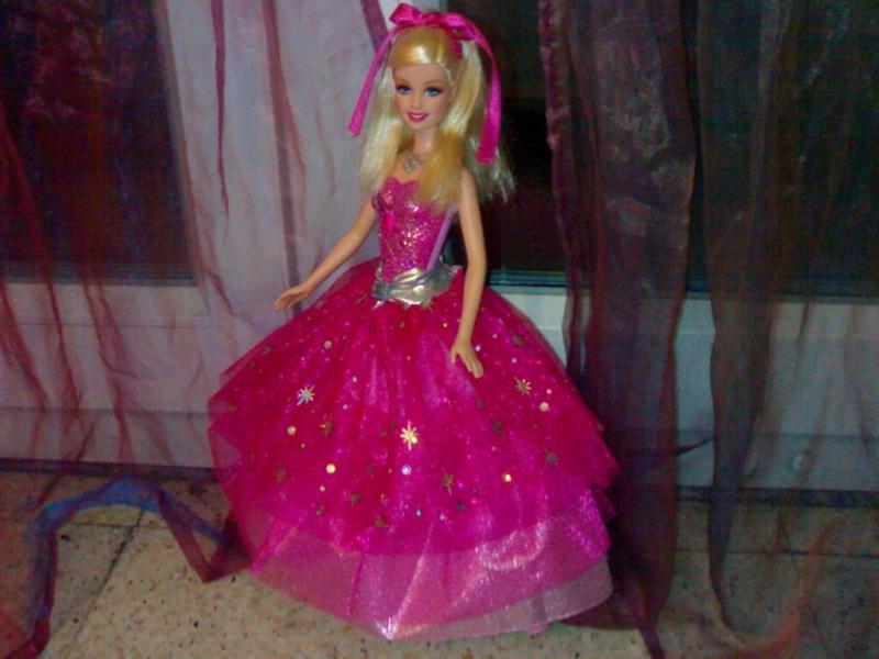 Ma collection de barbie page 3 - Barbie magie de la mode ...