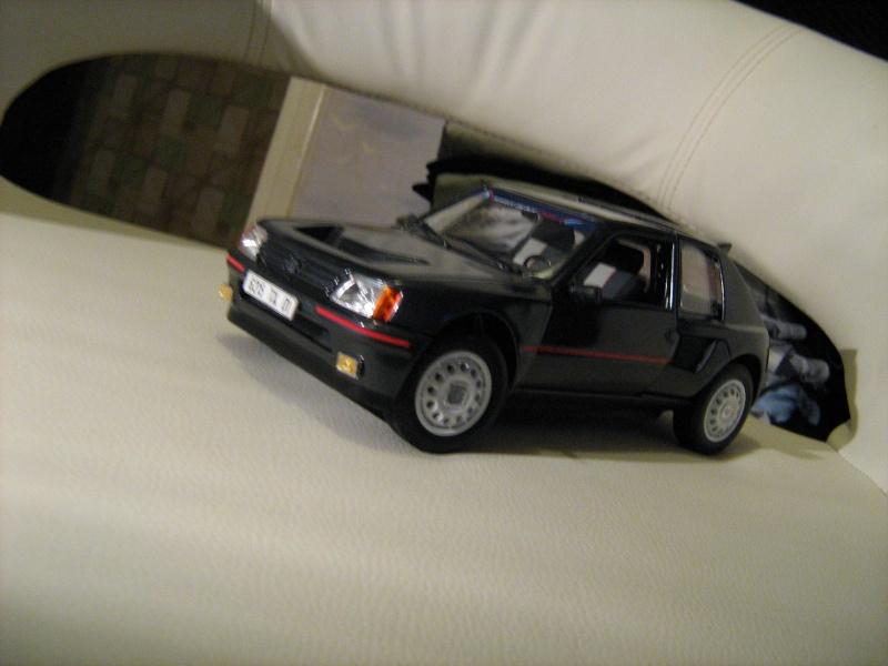 peugeot 205 turbo 16 serie 200 peugeot forum miniature auto. Black Bedroom Furniture Sets. Home Design Ideas