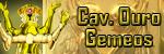 Cavaleiro de Ouro de Gêmeos NV 185