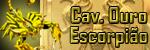 Cavaleiro de Ouro de Escorpião NV 226