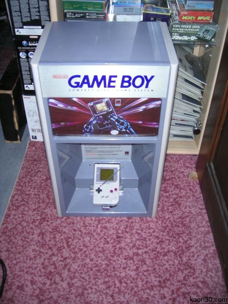 borne arcade gamecube