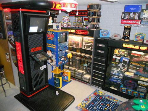 borne arcade super u