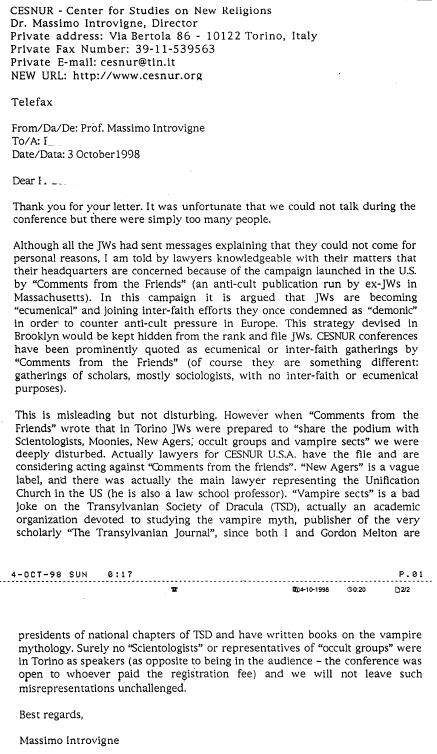 exemple lettre commerciale anglais