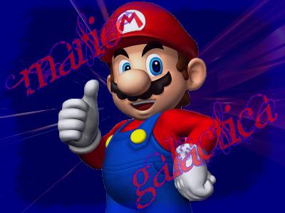 Mario Galactica