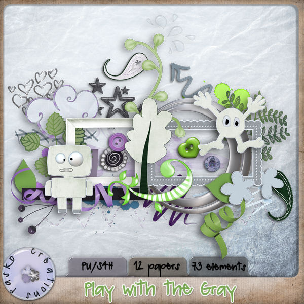 pasko play with the gray preview simplette