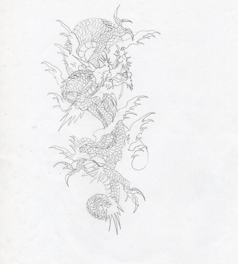 Pin dessin fleur tropicale tatouage on pinterest - Dessin tatouage fleur ...