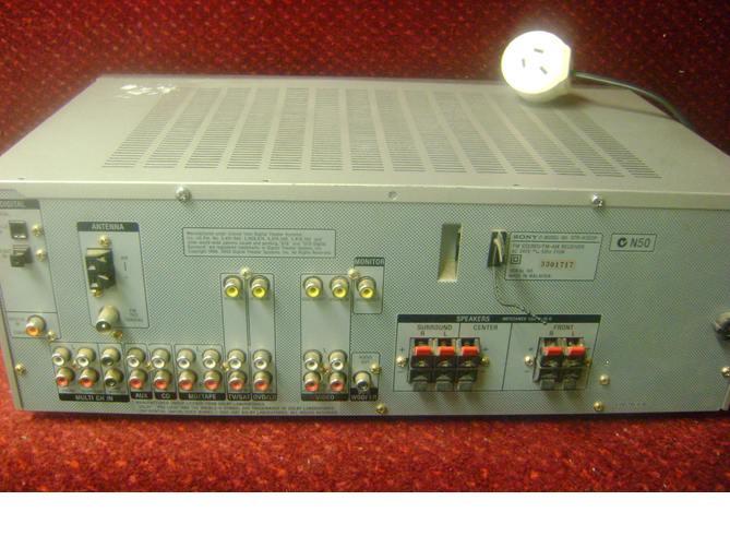 Sony Str K502p Dts Av Amp Used Sold