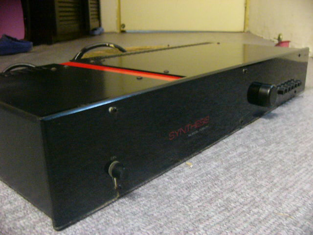 Musical Fidelity Synthesis Integrated Amp Used Sold