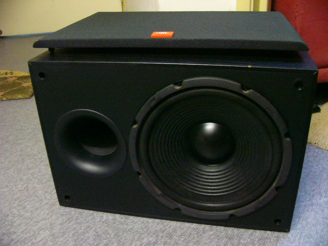 Jbl Digital 10 Active Subwoofer Used Sold