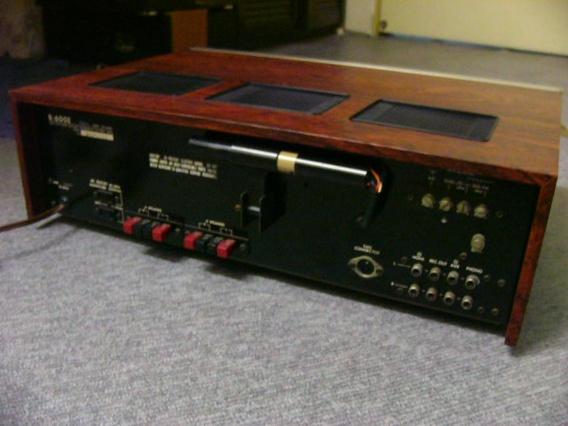 Luxman R 600 Receiver Amp Used Sold
