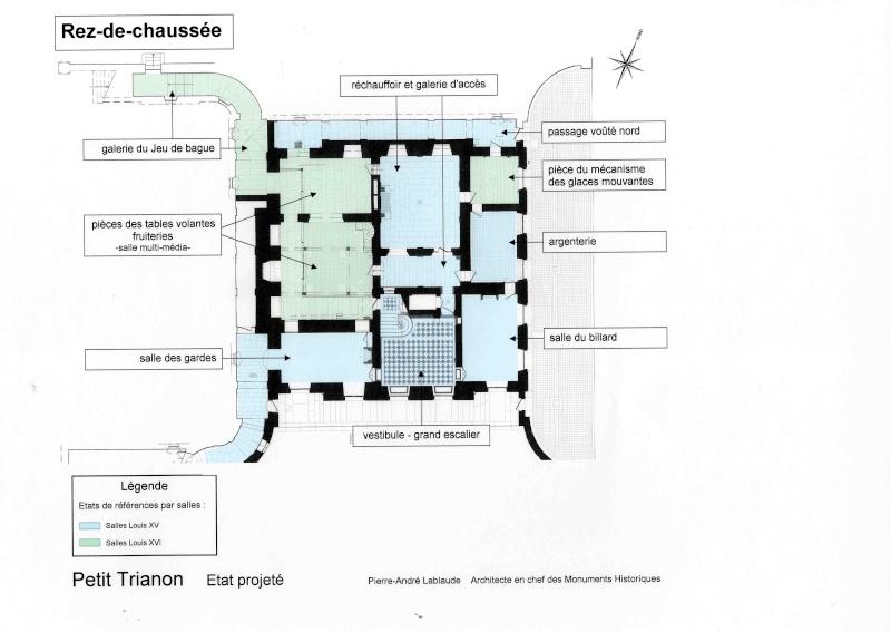 La chapelle du petit trianon page 6 for Trianon plan salle